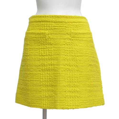 ツイードスカートの写真