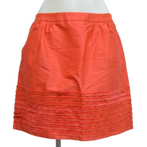 裾フリルスカートの写真