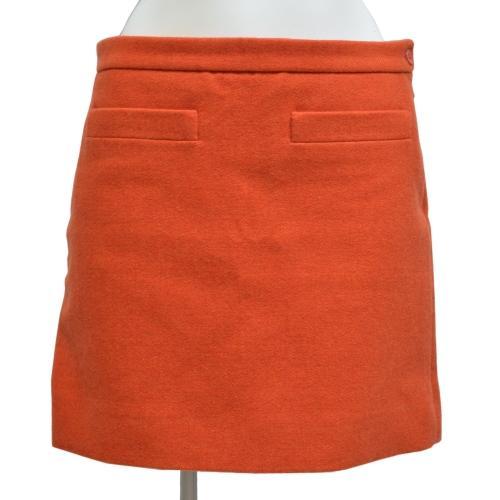ウールスカートの写真