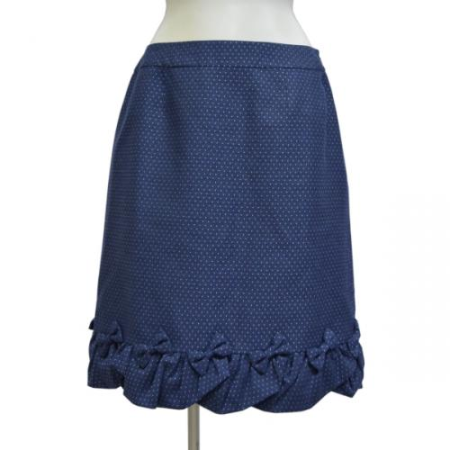 リボンスカートの写真
