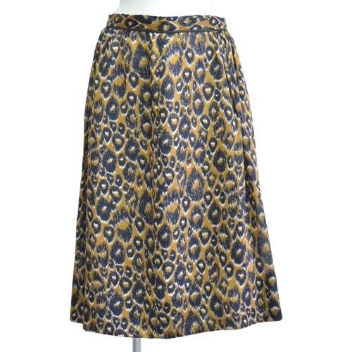 レオパードスカートの写真