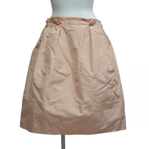 シルクグログランスカートの写真