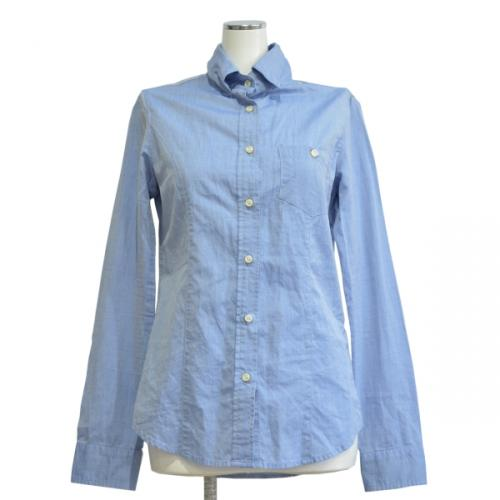 襟ワイヤーシャツの写真