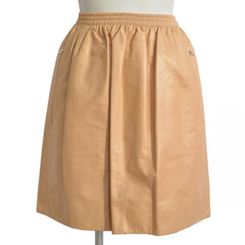 シープレザースカートの写真