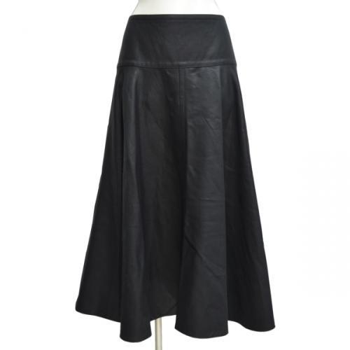 ロングスカートの写真